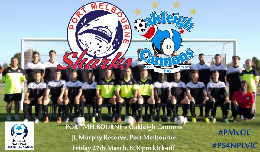 Port Melbourne v Oakleigh Cannons Matchday photo
