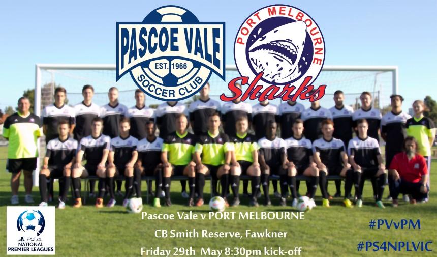 Pascoe Vale v Port Melbourne Matchday photo