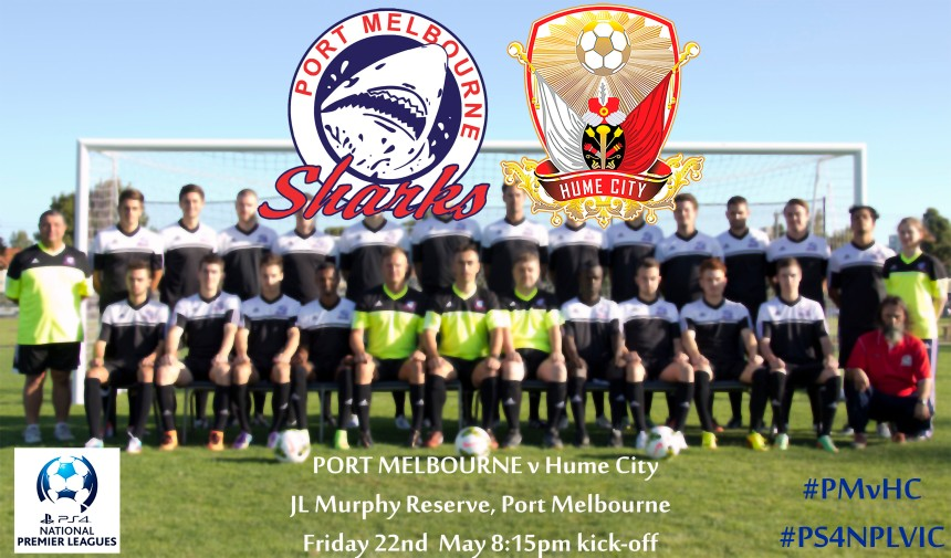 Port Melbourne v Hume City Matchday photo