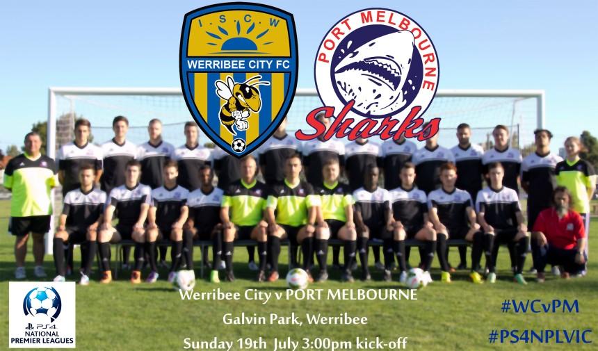 Werribee City v Port Melbourne Matchday photo