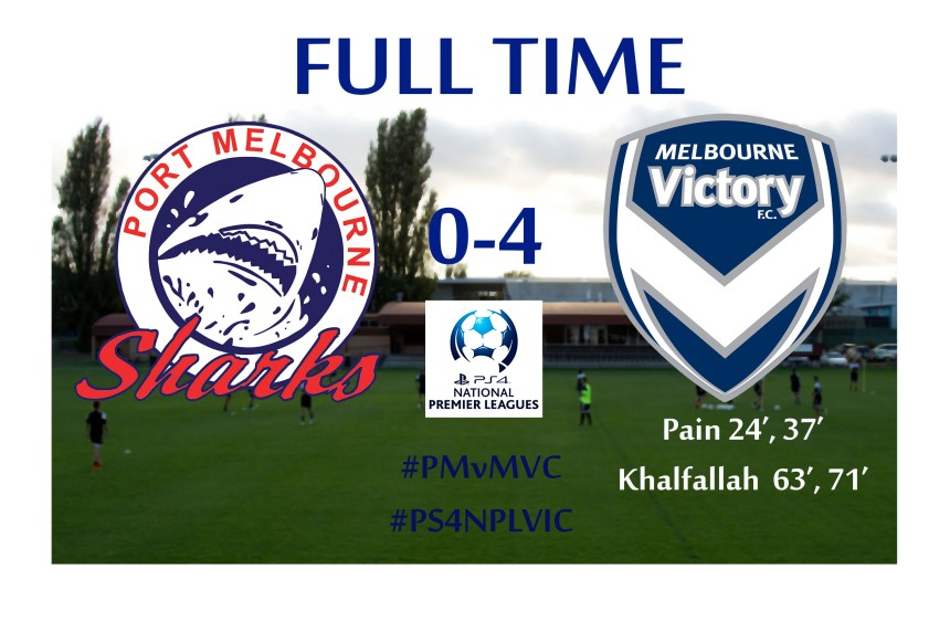 Full Time Port Victory