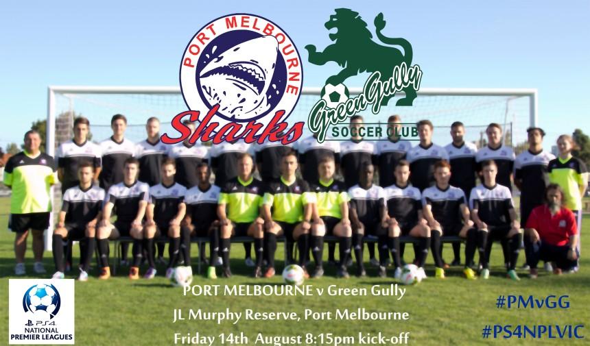 Port Melbourne v Green Gully Matchday photo