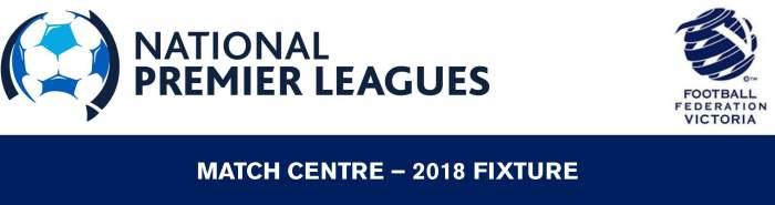 NPL Fixture 2018