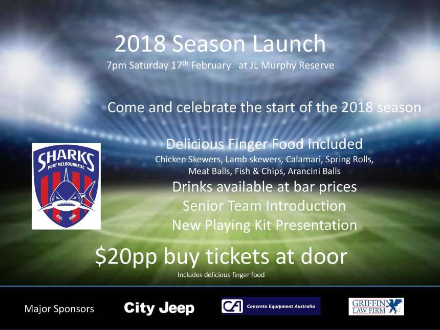 PMCS 2018 Season Launch_180201