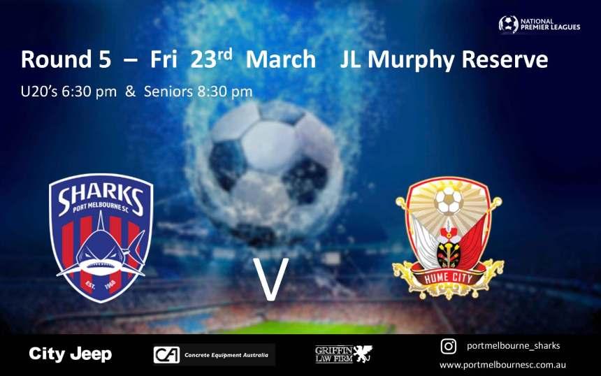 Round 5_Hume City FC_180323