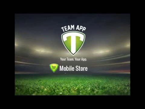 Team App mobile store logo
