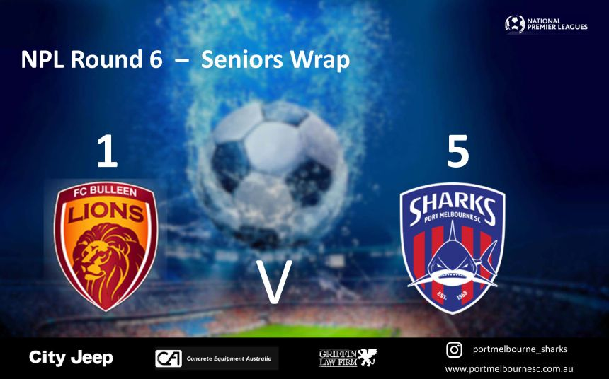NPL Round 6_FC Bulleen - Seniors Wrap_180409