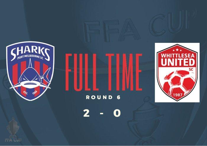 FFA Cup _Round 6 Win