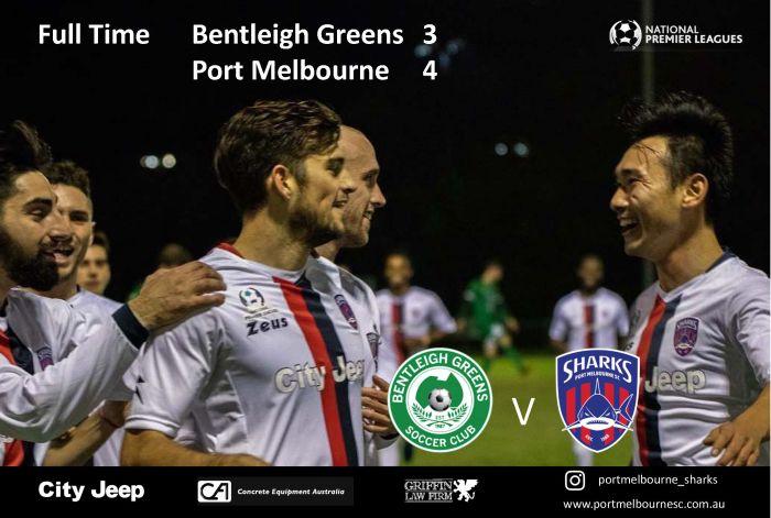 Full Time_Bentleigh Greens SC_180518