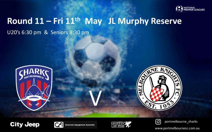 Round 11_Melbourne Knights FC_180511