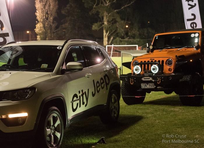 Round 13 City Jeep