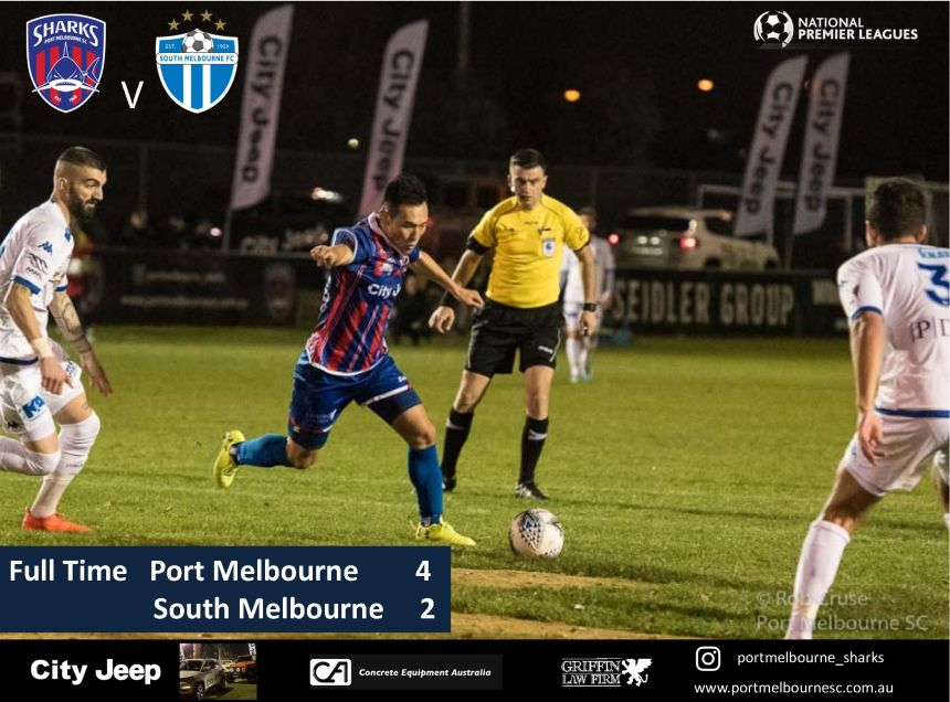 Round 13 win_South Melbourne FC_180526