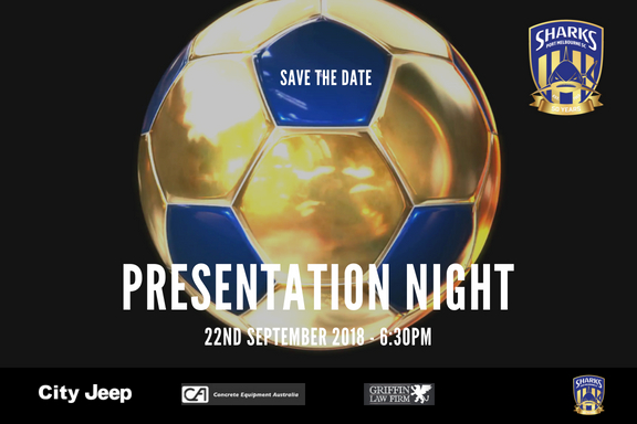 50th Presentation Night