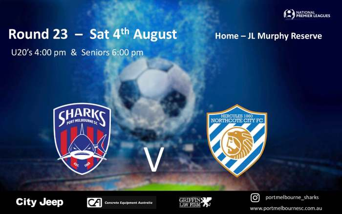 Round 23_Northcote City FC_180728