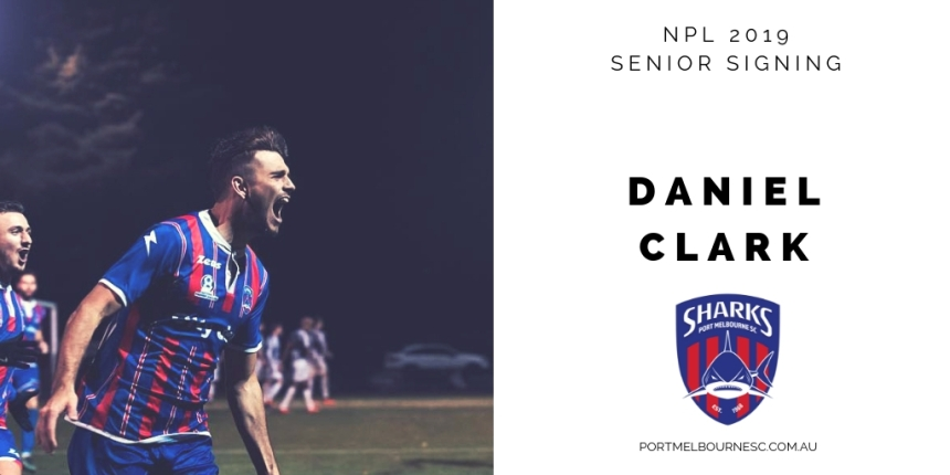 Danial Clark 2019 Signing