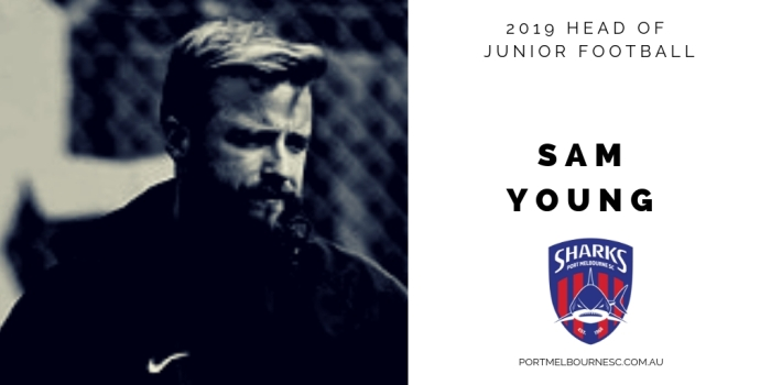 Sam Young 2019 Signing