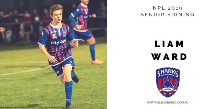 Liam Ward 2019 Signing