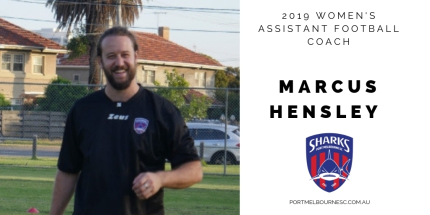 marcus hensley_assistant womens coach