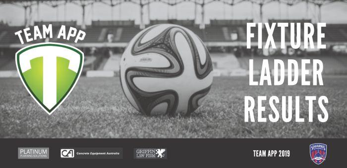 team app 2019 fixture ladder results_190130