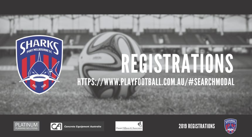 2019 Registrations