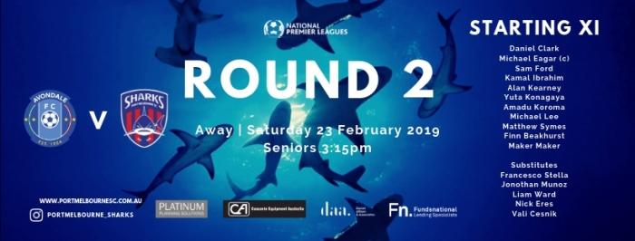 2019_Round 2_Starting XI