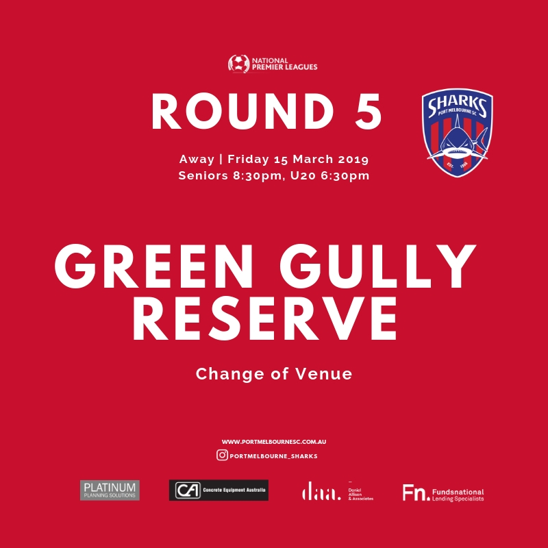 2019_Round 5_Green Gully SC_change of venue_3