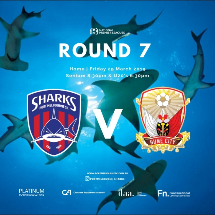2019_Round 7_Hume City FC