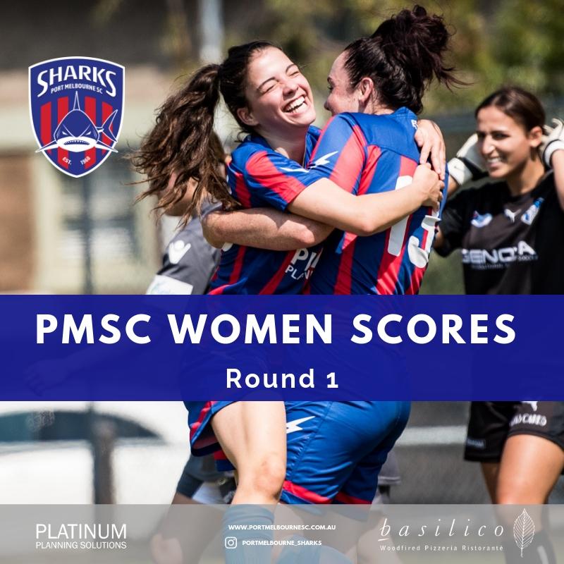 PMSC Women Round 1 Score