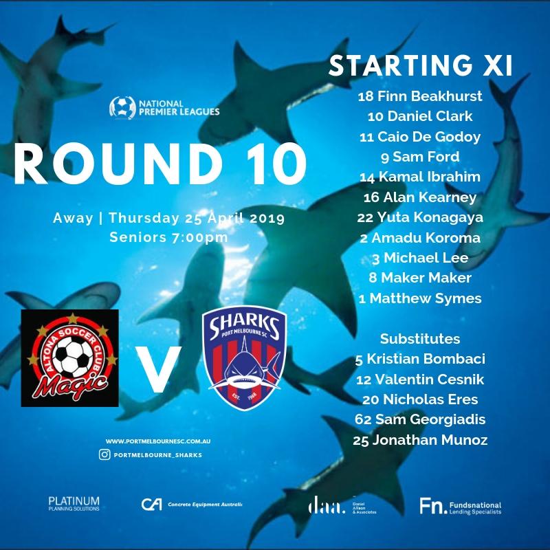 Round 10_Starting XI_media poster