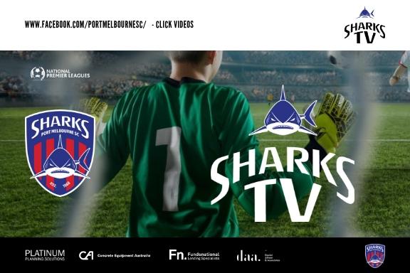 Sharks TV - Ad