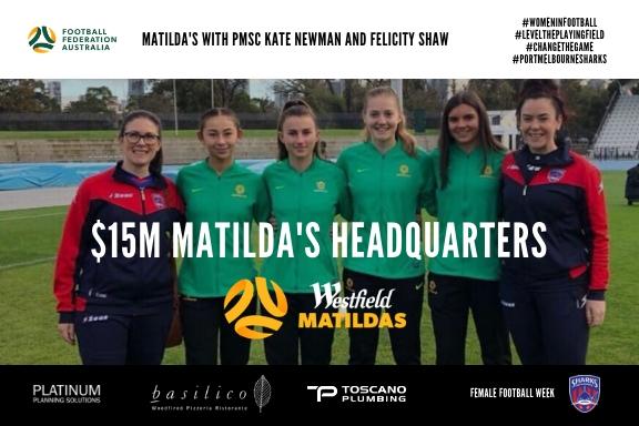 Matildas 15M Headquarters_190511