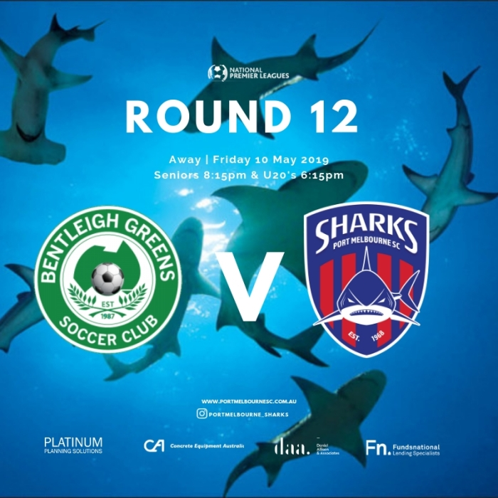 Round 12_Bentleigh Greens SC