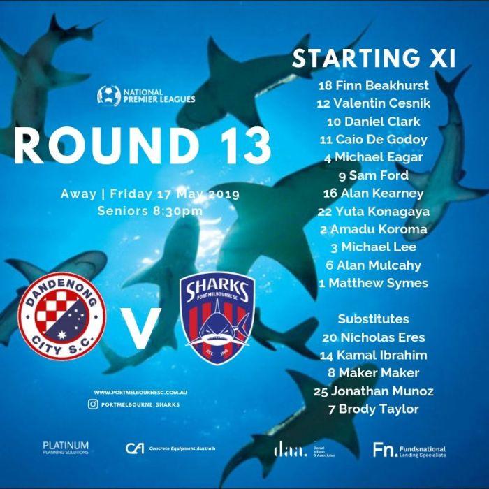Round 13_Starting XI