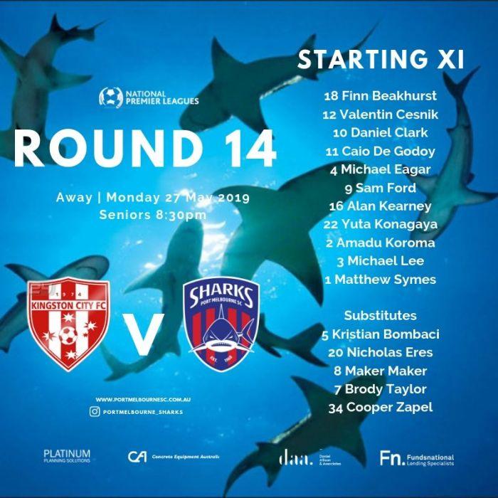 Round 14_Starting XI