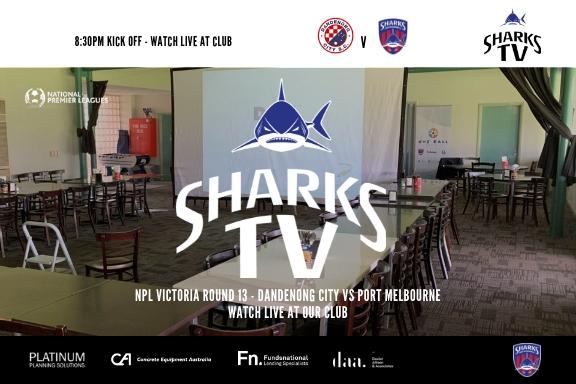 Sharks TV_Round 13