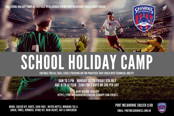 School Holiday Camp_July 2019