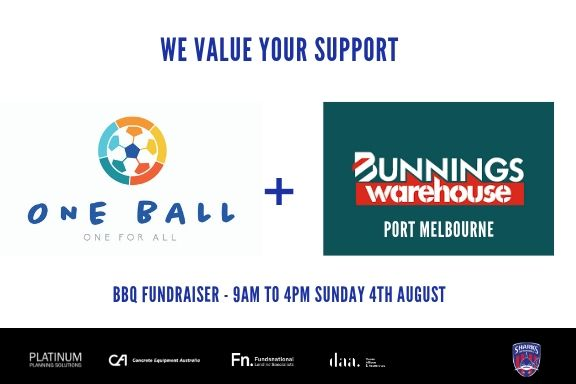 One Ball_Bunnings Poster_190804