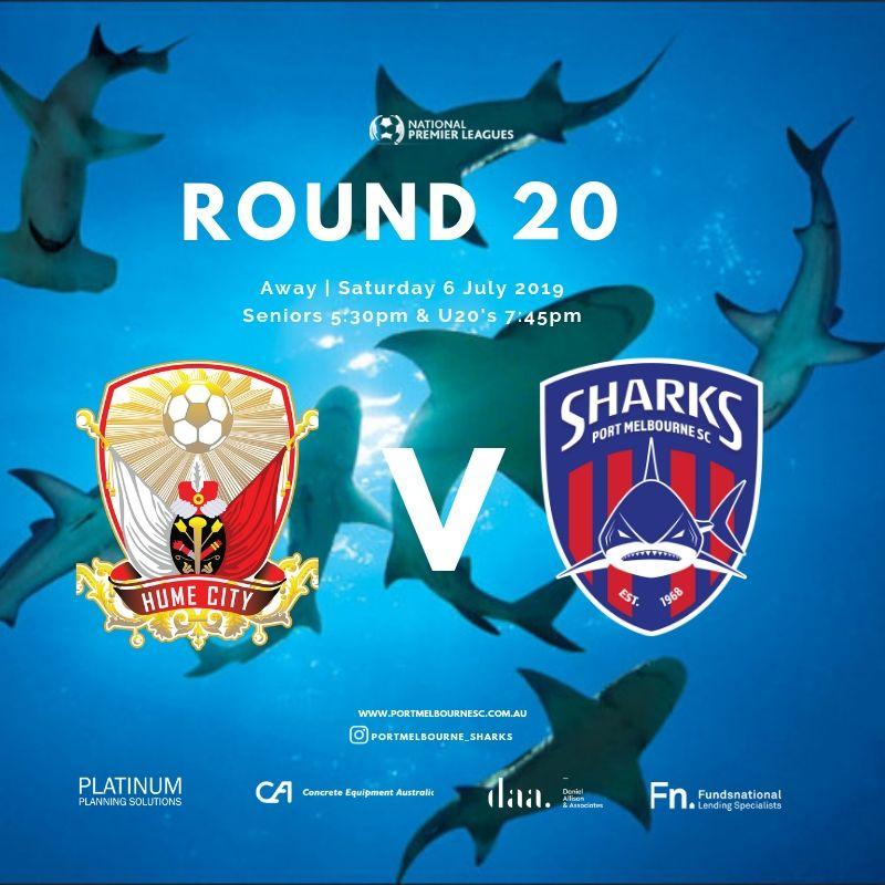 Round 20_Hume City FC_190706
