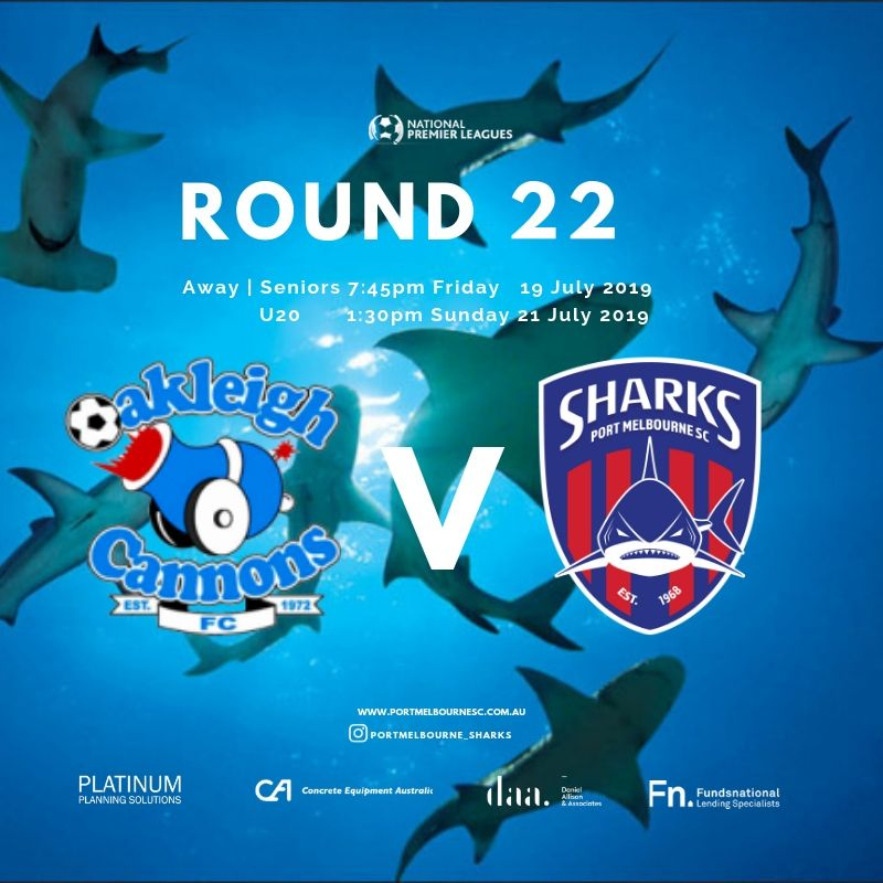 Round 22_Oakleigh Cannons FC