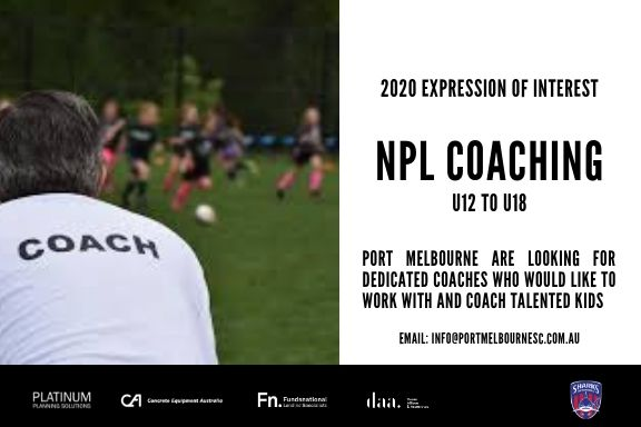Coaching 2020 Poster