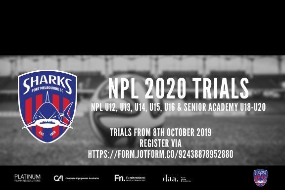 2020 Trials Poster