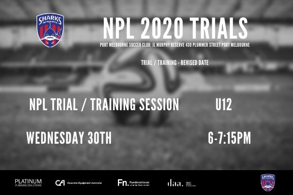 U12 Trial - Training Session_191030_2