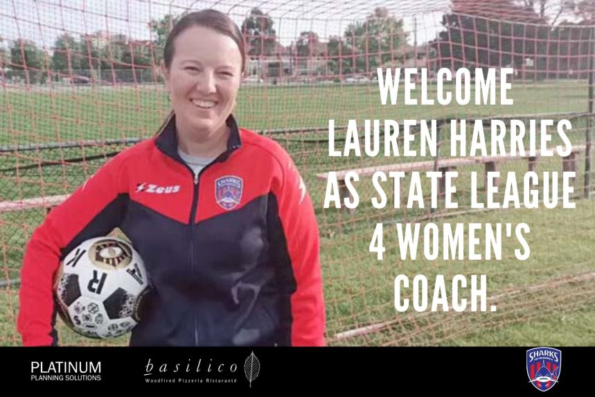 Welcome Lauren Poster