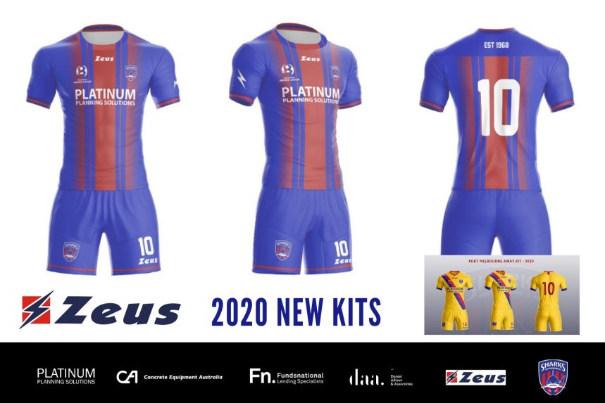 Zeus Sports 2020 New Kits_191123