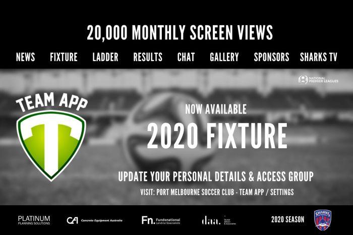 Team App_2020 Fixture Avaiable_200128