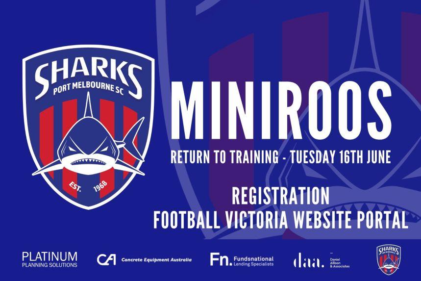 MiniRoos Registration FV
