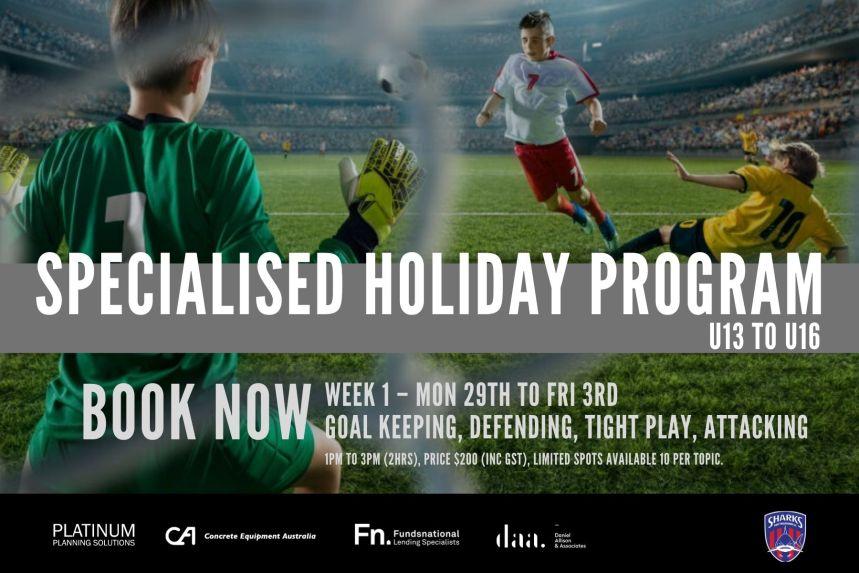 Specialised Holiday Program_200629